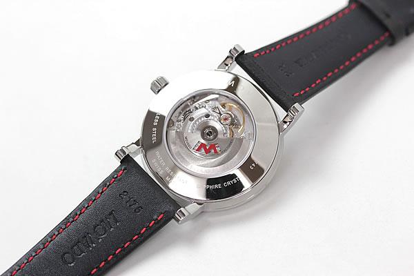 モバード腕時計 裏ぶた 機械式