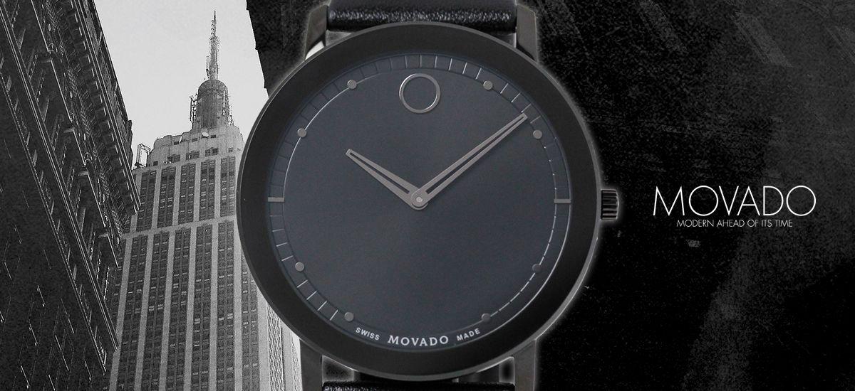 MOVADO SAPPHIRE モバード サファイア Ref:M0606884.8903L