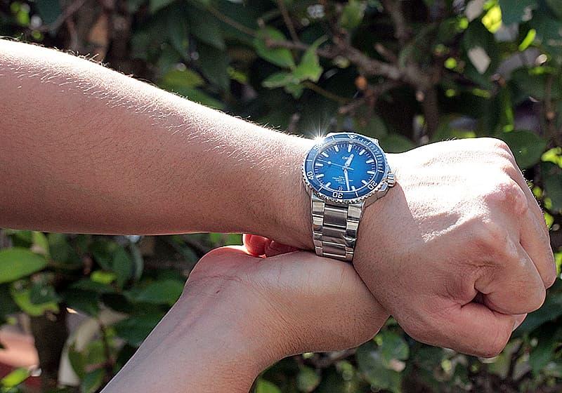 結納返しにもおすすめの腕時計