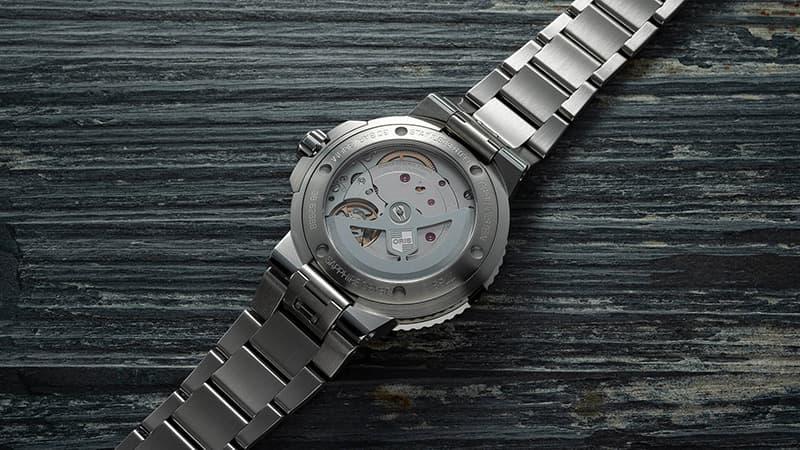 自動巻き キャリバー400 腕時計