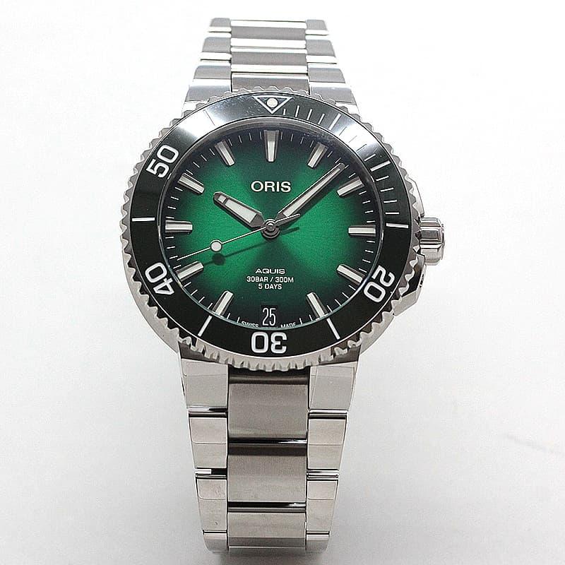 オリス キャリバー400 腕時計 シリーズ