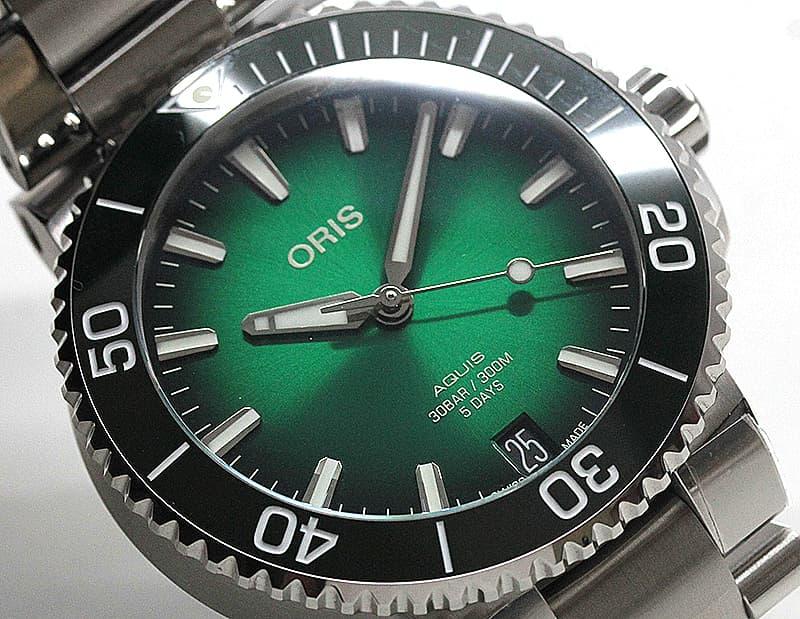オリス ORIS 自動巻き キャリバー400