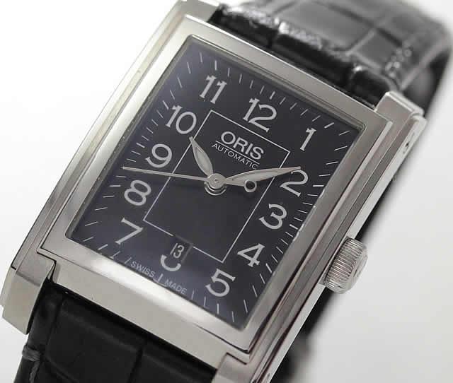 スイスブランド オリス oris レッドローター 腕時計
