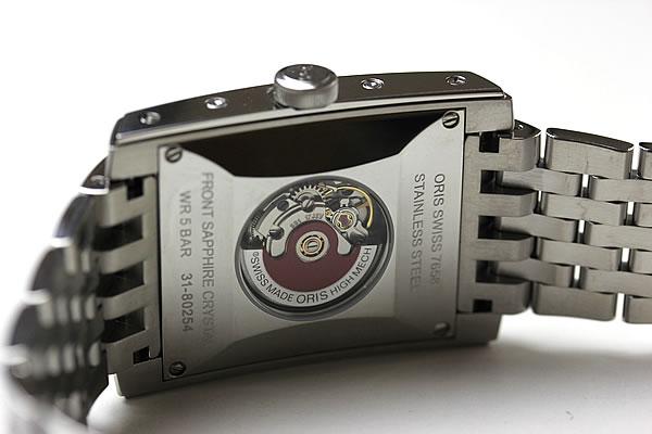 オリス時計 自動巻き