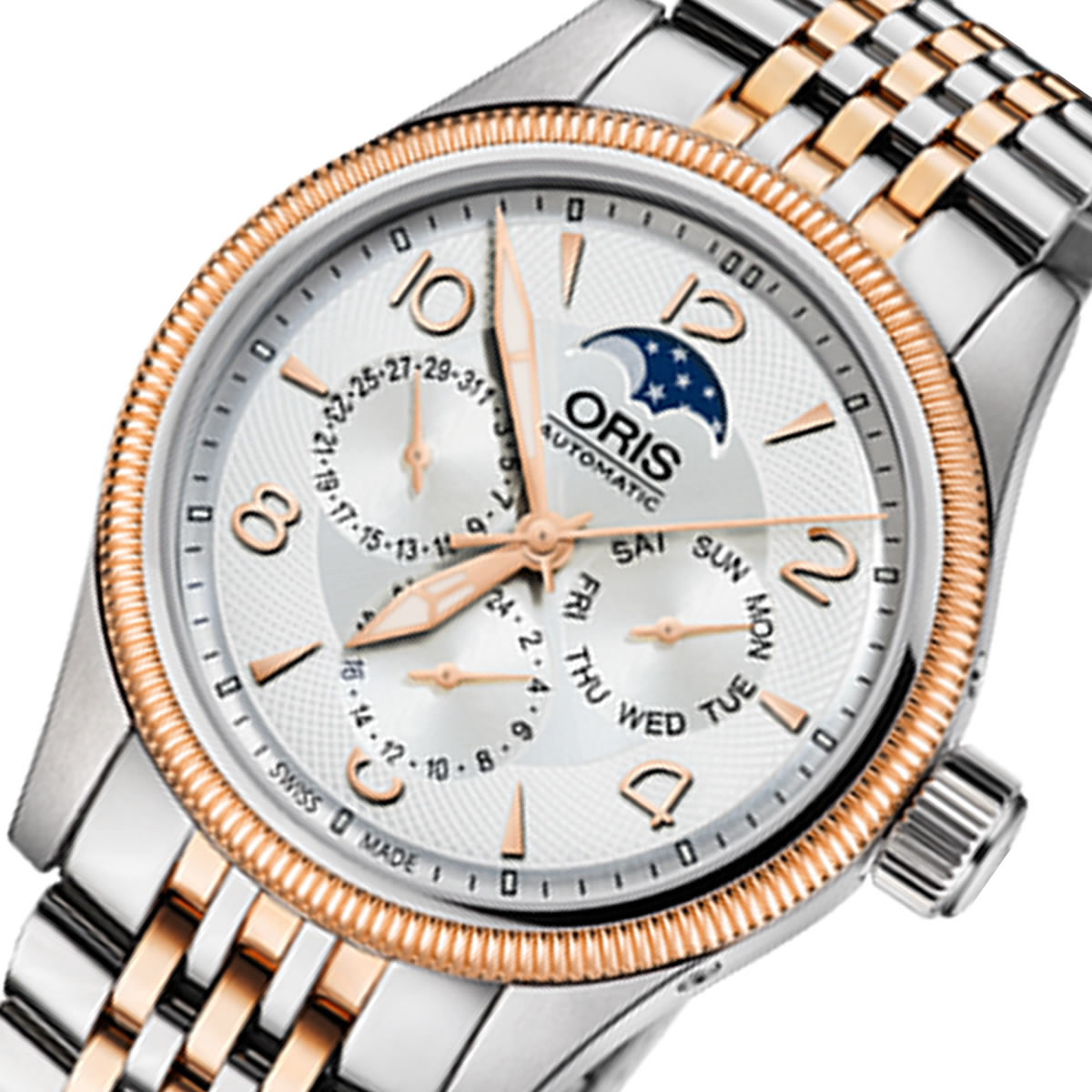 Oris BigCrown Complication   58276784361m