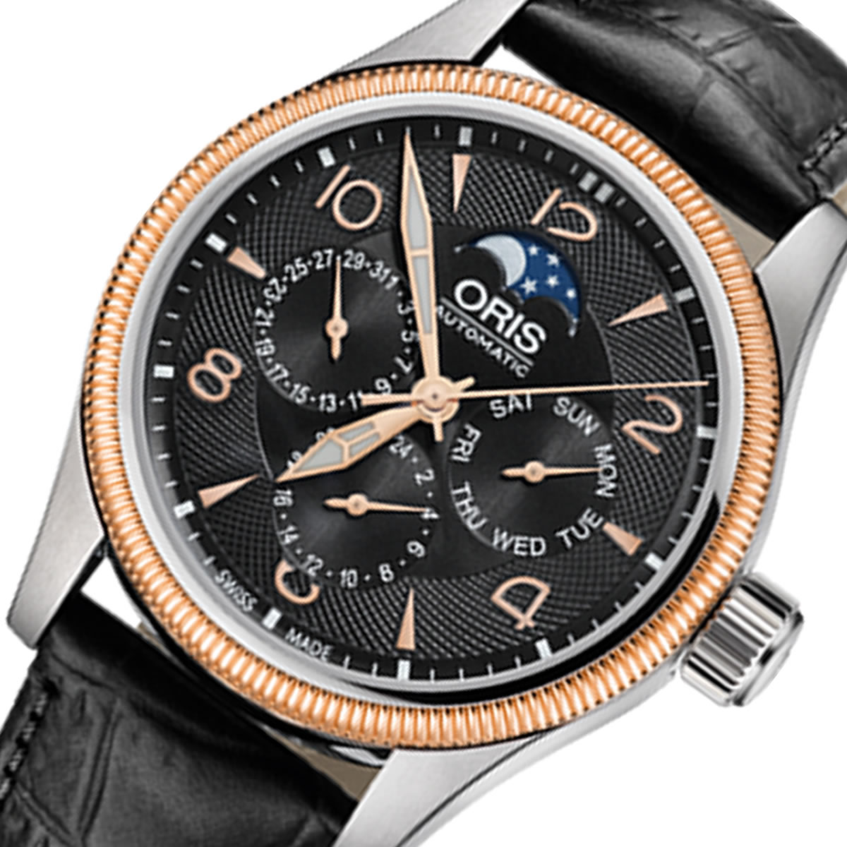 Oris BigCrown Complication   58276784364d
