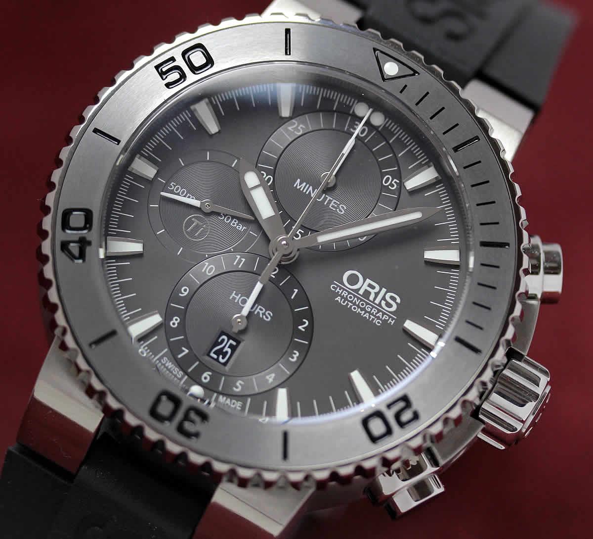 oris オリス ダイバー 腕時計