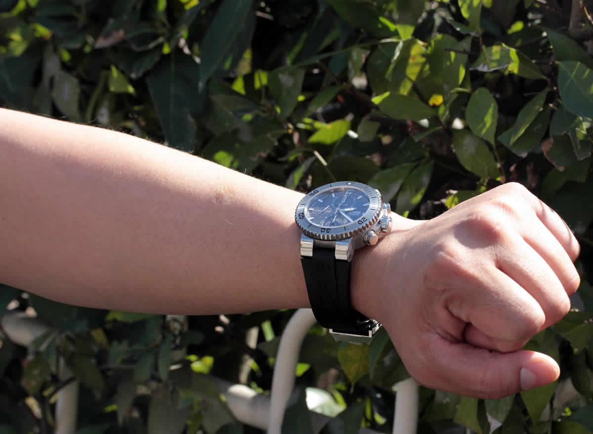 オリス時計 正美堂 防水