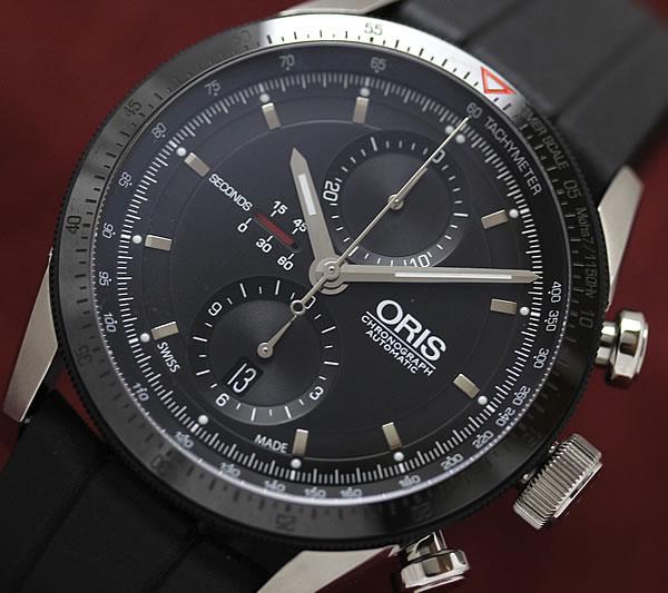 2012年 オリス新作 オリス アーティックス GT クロノグラフ