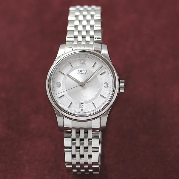 オリス クラシック デイト腕時計 733.7578.4031M
