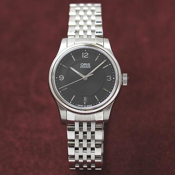 オリス クラシック デイト腕時計 733.7578.4034M