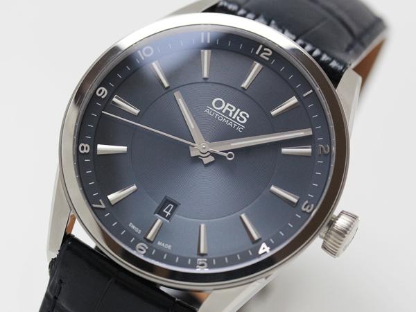 ORIS 文字盤のアップ画像 アーティックス