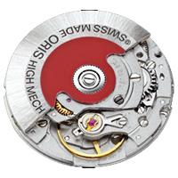 オリス Oris 733、SW 200-1ベース、自動巻き ムーブメント