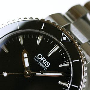 オリス レディースダイバーズ 腕時計