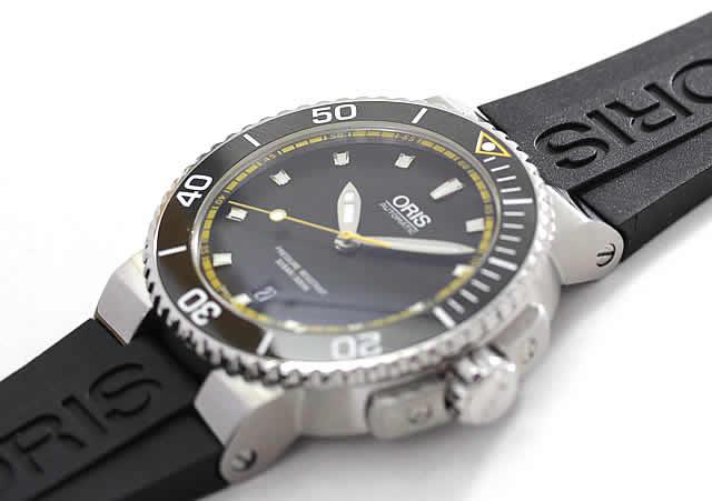 スイス時計 オリス 自動巻き
