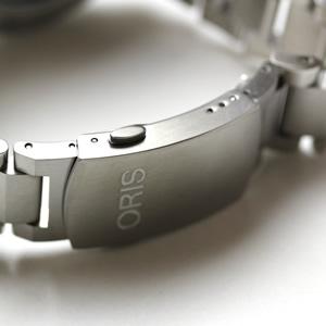 オリス 腕時計 フォールディングバックル