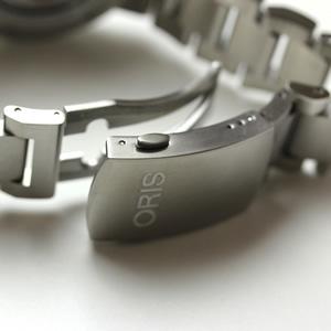 オリス 腕時計 ラバーバンド