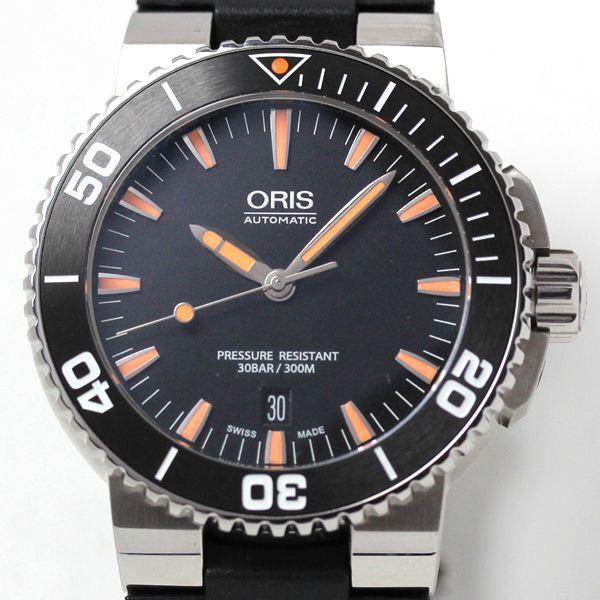 オリス(oris)73376534159r 文字盤や風防