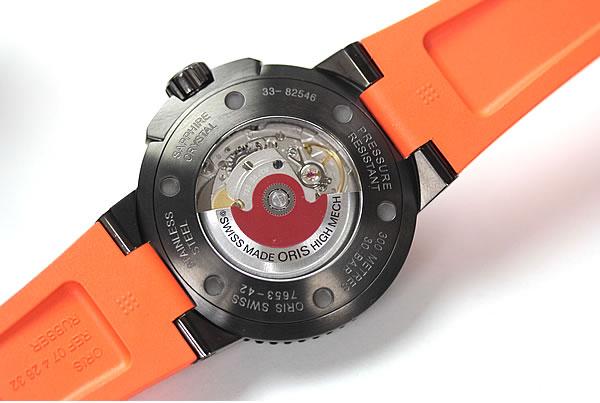 ORIS 自動巻きモデル 腕時計