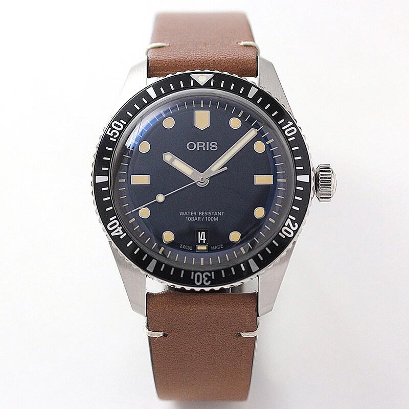 ORIS(オリス) ダイバーズ65 ステンレスベルト