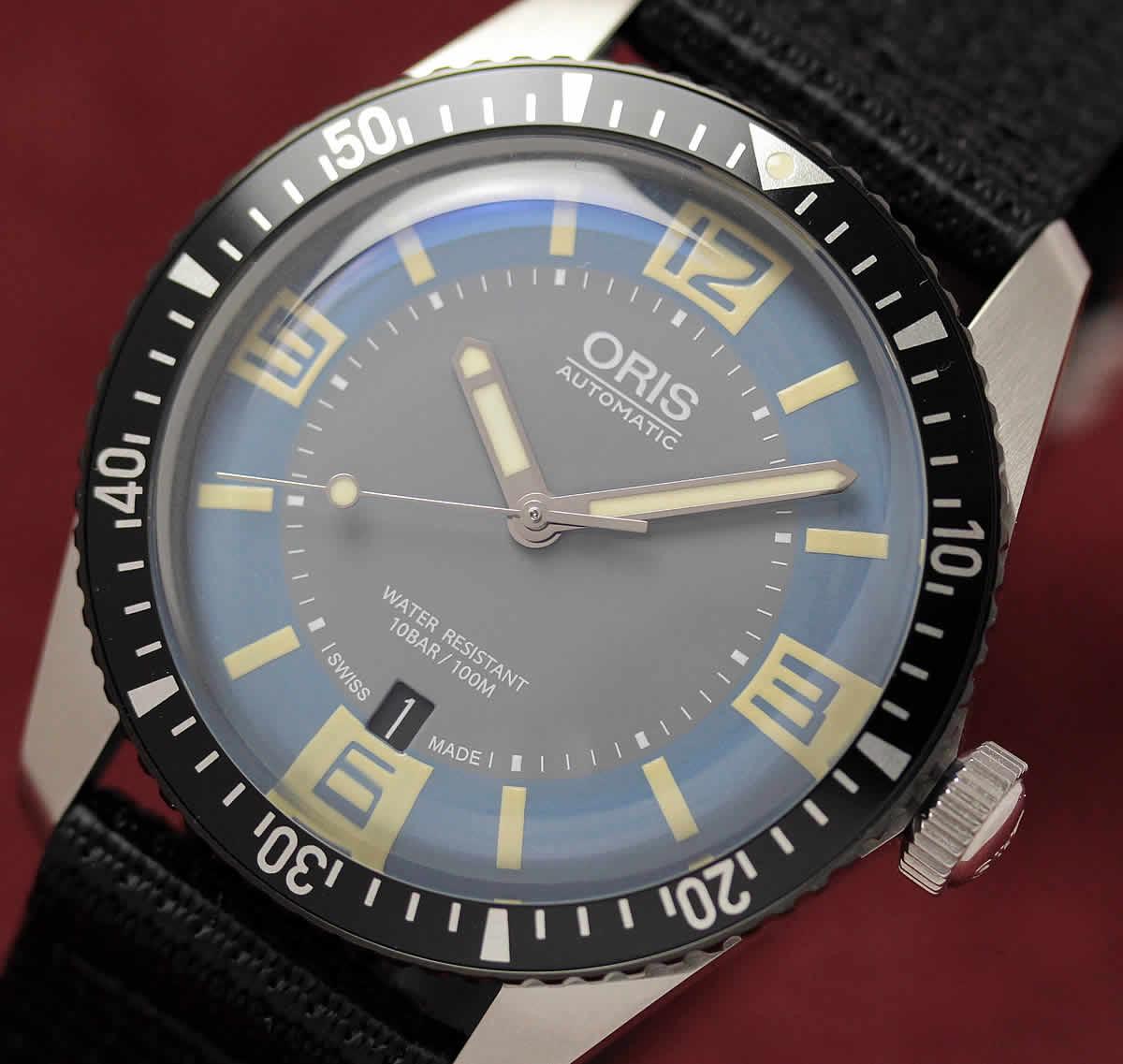 ORIS(オリス) ダイバーズ65 733.7707.4065F