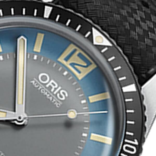 ORIS(オリス) ダイバーズ65 逆回転防止ベゼル
