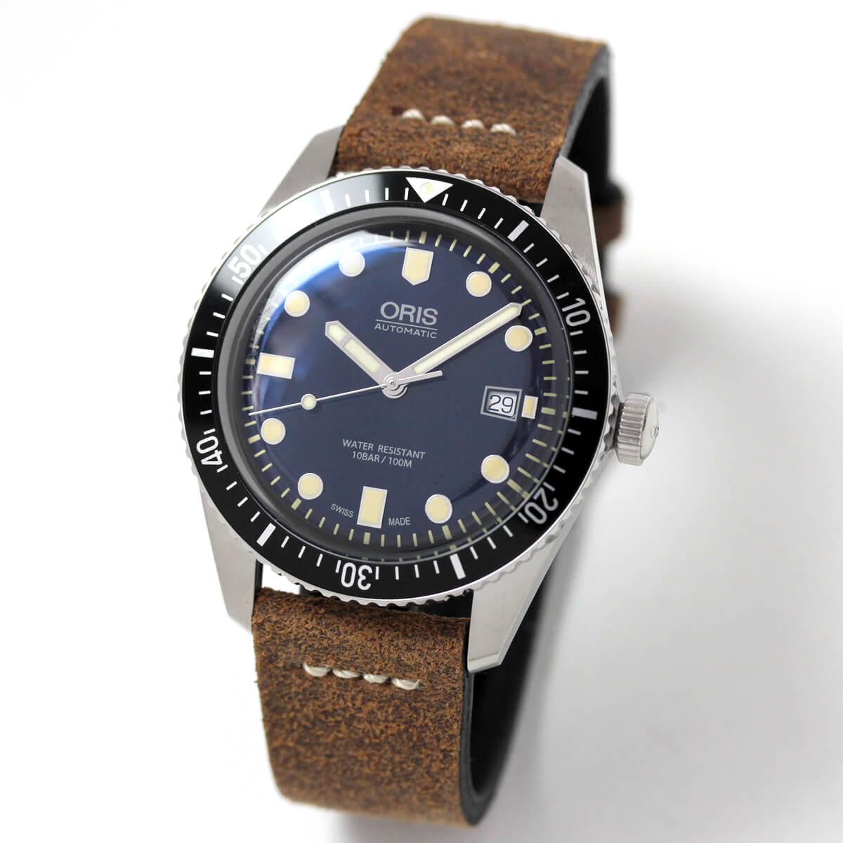 オリス(Oris)ダイバーズ65(Divers Sixty-Five)733.7720.4055F 腕時計
