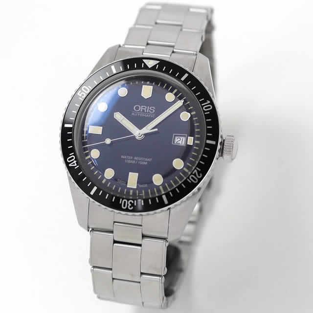 オリス ダイバー65 腕時計