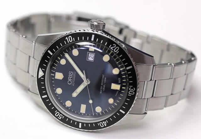 ORIS(オリス)ダイバーズ65(Divers Sixty-Five)733.7720.4055M