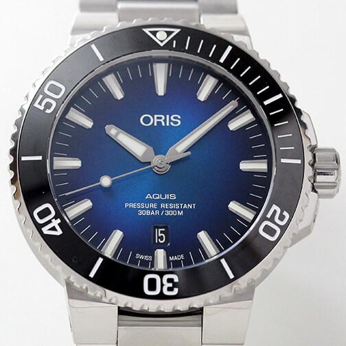 スイス機械式ブランド オリス 腕時計