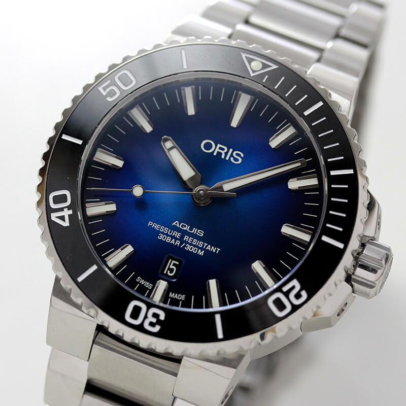 結納返しにもおすすめのダイビングに適した腕時計