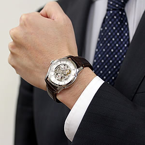 オリス アートリエ 腕時計