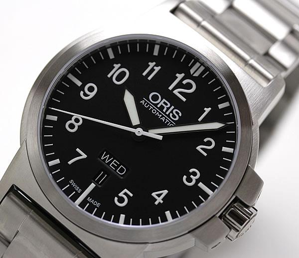 ORIS パイロット BC3