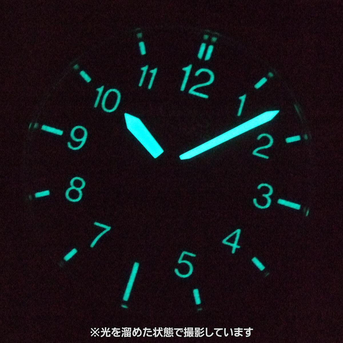 ORIS(オリス)腕時計 BC3 アドバンスド ネイビーカラー