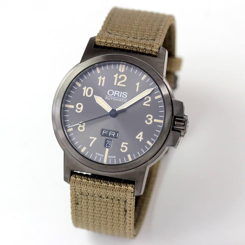ORIS(オリス)腕時計 BC3 アドバンスド ブラウンカラー