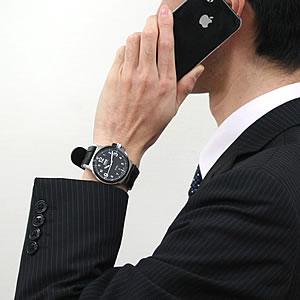 フライトジャケットに似合う時計