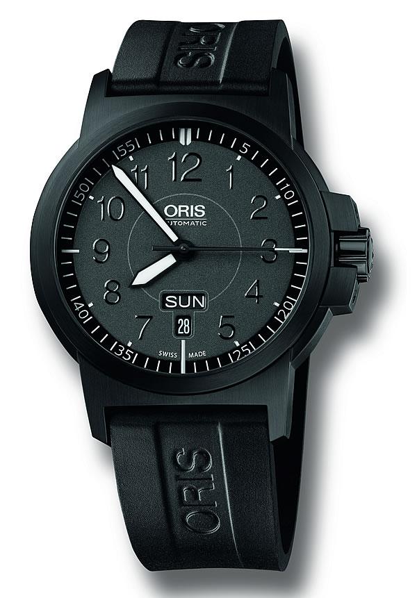 オリス BC3 ブラック