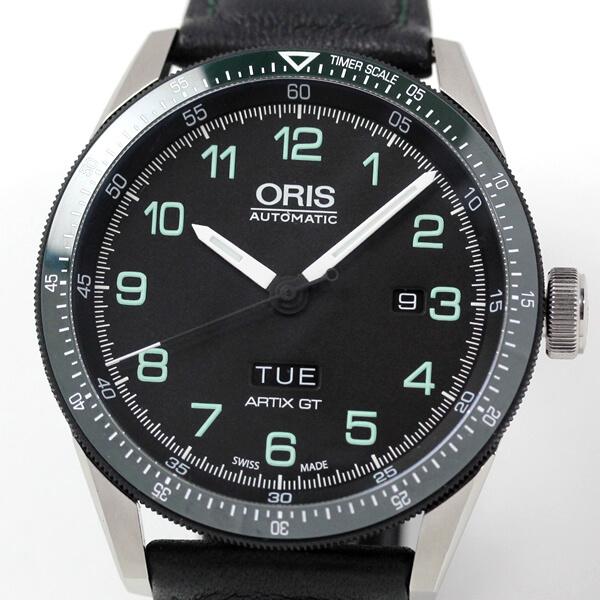 ORIS(オリス) カロブラ デイデイト 世界1000本限定 73577064494d
