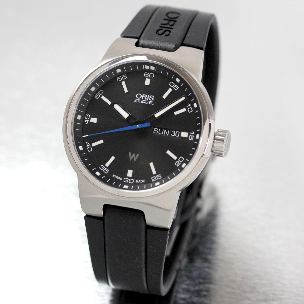 オリス ウィリアムズ デイデイト Ref. 73577164154R 腕時計