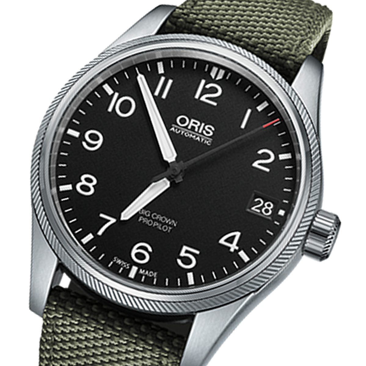 Oris Big Crown ProPilot デイト 75176974164dol