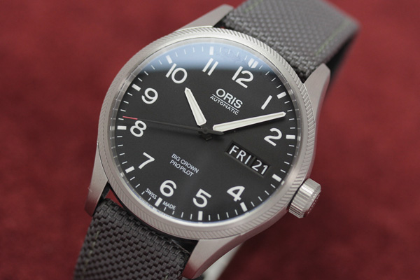 oris Big Crown ProPilot day date 752 7698 4164