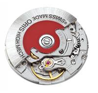 オリスOris 754、SW200-1ベース、自動巻き ムーブメント
