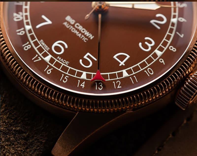 腕時計 ブロンズカラー