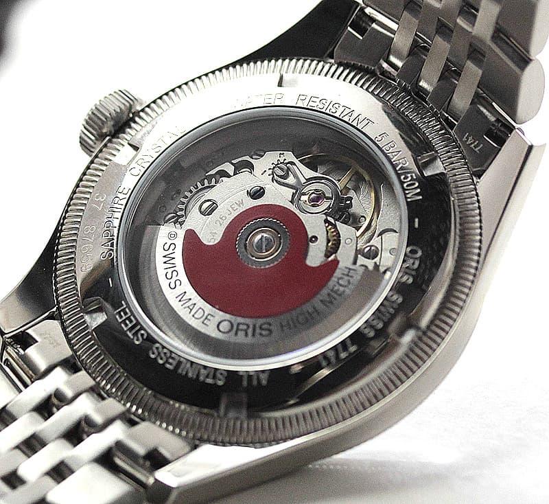 オリス レッドローター 腕時計