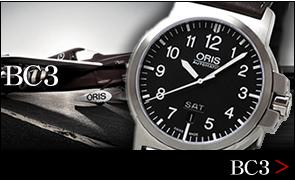 オリス パイロットウォッチ BC3 腕時計
