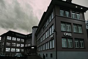 オリス スイスにある本社
