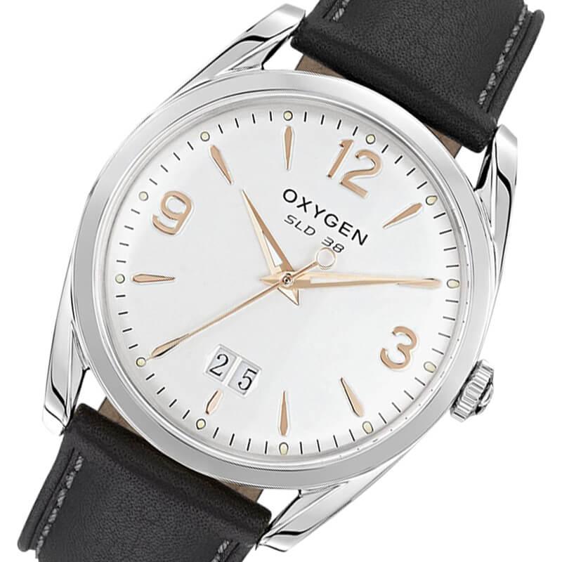 1950年にフランスでダイバーズウォッチブランドとして誕生したOXYGEN(オキシゲン)。