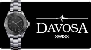 スイスブランド DAVOSA(ダボサ)腕時計