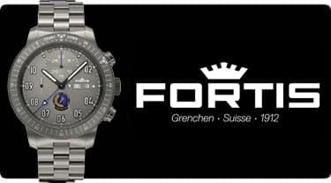 スイスブランド FORTIS(フォルティス)腕時計
