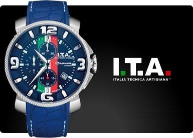 イタリアブランド I・T・A(アイティーエー)腕時計
